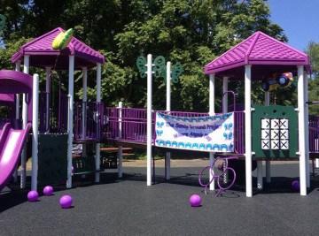 Sandy Ground Westport - Playground Project CT