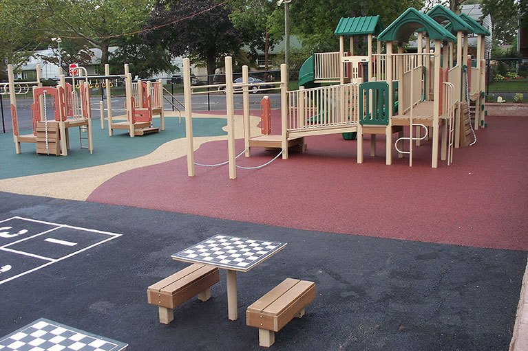 St . Theresa's School - Playground Project NJ