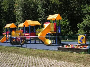 Temple Emanuel - Playground Project NJ