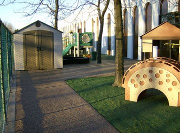 Tree Tops - Playground Project NY