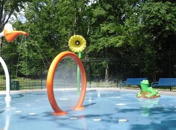 Zaccaria Spray Park - Playground Project NJ
