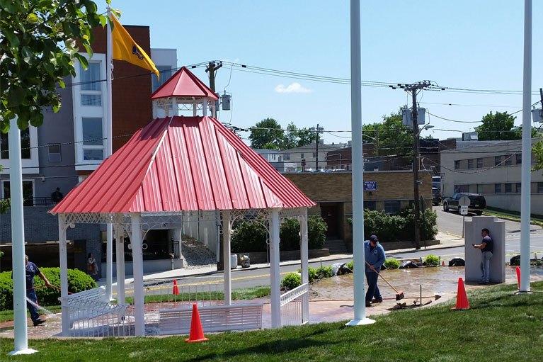 Veterans Park - Playground Project NJ